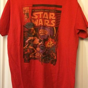 Red Star Wars T-Shirt